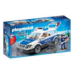 6920 - Voiture de Policiers avec gyrophare - Playmobil City Action