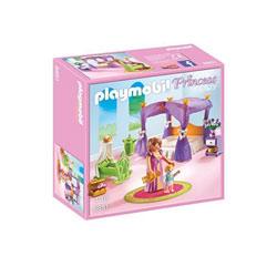 6851 - Chambre de la Reine avec lit à baldaquin - Playmobil Princess