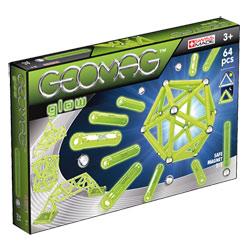 Geomag Glow 64 pièces