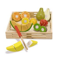 Fruits bois pré-découpés