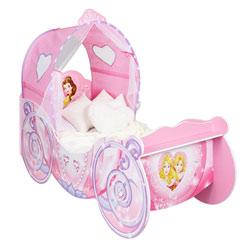 Lit pour enfant Carrosse Disney Princesses