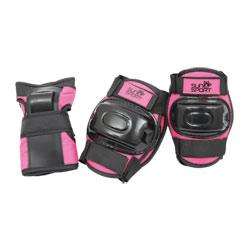Set de protection genoux coudes et poignets