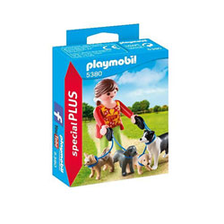 5380 - Eleveuse de chiens - Playmobil City Life