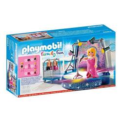 6983 - Scène avec artiste - Playmobil Family fun