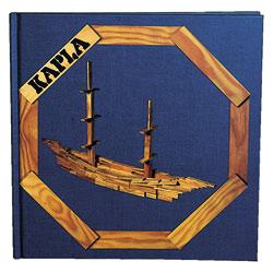 Livre d'art Kapla Volume 2