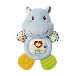 Peluche musicale Croc'hippo