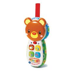 Téléphone - Allo bébé surprises brun