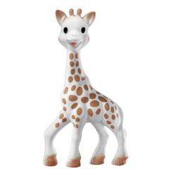 Sophie la girafe boîte cadeau caoutchouc