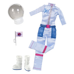 Tenue Métier Astronaute