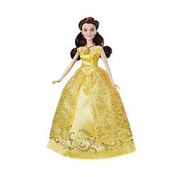 Belle Paillettes Disney princesses 2