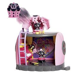 Jewel Pet Playset + Jewelcharm avec figurine Jewel Chat noir Diana
