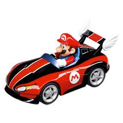 Pull Back Action MarioKart Wii Mario