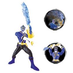 Power Ranger Figurine KATANA 16 cm bleue