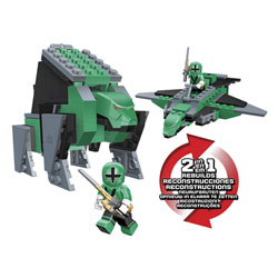 Power Rangers Zord Ours
