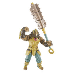 Thundercats figurine DX 10 cm Grune le Guerrier