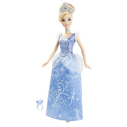 Princesse Cendrillon Paillettes 1