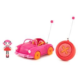 Lalaloopsy poupée et Mini Voiture R/C Rose