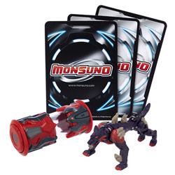 Monsuno Starter Pack Backslash