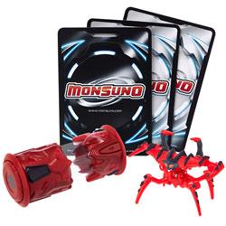 Monsuno Starter Pack Moonfire