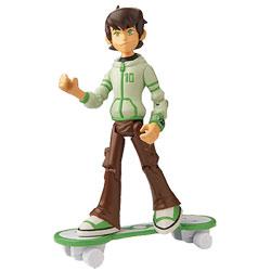 Ben 10 Figurine Omniverse Ben