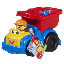 Lil véhicule : Le Camion Benne de Dylan