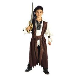 Costume garçon 5/7 ans Corsaire