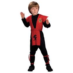 Costume garçon 5/7 ans Ninja