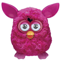 Furby Hot - Pink Puff