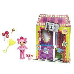 Mini Lalaloopsy Fun house Poupée Jewels Sparkles