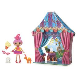 Mini Lalaloopsy Fun house Poupée Sahara Mirage