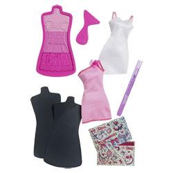 Atelier Mode de Barbie Robes rose et blanche