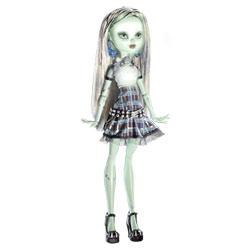 Monster High Frankie Stein Monstres Fantastiques