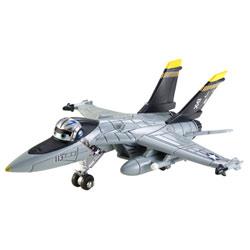 Avion métal PLANES Bravo