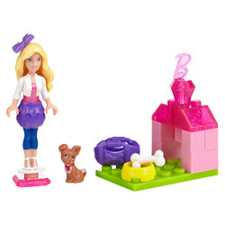 Barbie et ses chiots