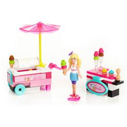 Barbie Kiosque de Crème Glacée