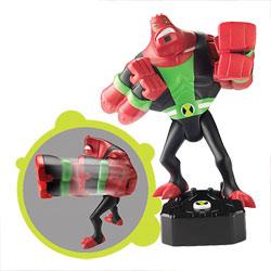 Ben 10 - Figurine à fonction 15 cm Super Four Arms
