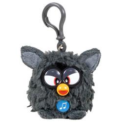 Porte-clés sonore Furby Black Magic