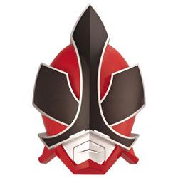 Masque Power Rangers Rouge