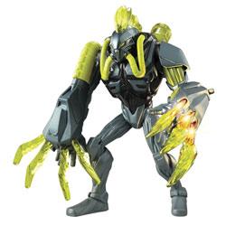 Max Steel Figurine 15 cm Spider Claw Toxzon