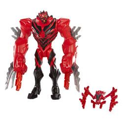 Max Steel Figurine Deluxe Slam Dredd