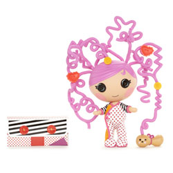Little Lalaloopsy Cheveux rigolos Squirt Lil Top