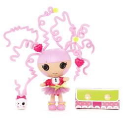 Little Lalaloopsy Cheveux rigolos Trinket Sparkles