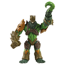 Gormiti Figurine articulée Attaque 12 cm Lord Forest