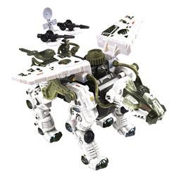 Transfighter DX robots Lion