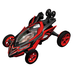 Turbo Jumper RC Rouge