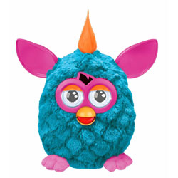 Furby Turquoise Rose