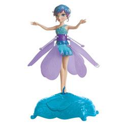 Fée Volante Flying Fairy Bleu