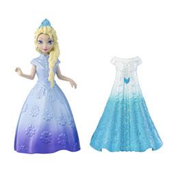 Princesse et robe magiclip Disney Princesses Elsa