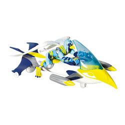 Gormiti CGI Véhicule + Figurine Air