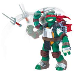 Tortues Ninja figurine Lance-Projectile 14 cm Raphael